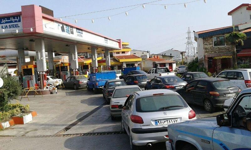 خداحافظی پمپ بنزین ها با صف های طولانی
