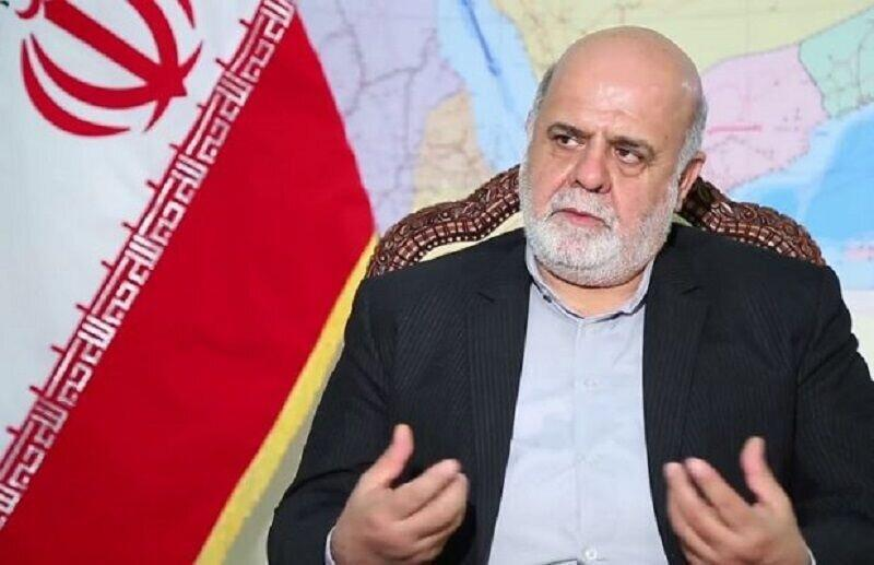 واکنش سفیر ایران در عراق به حادثه نجف