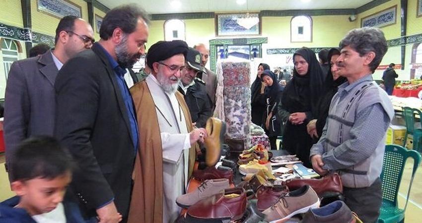 برپایی 31 غرفه صنایع دستی در نمایشگاه مشاغل خانگی یزد