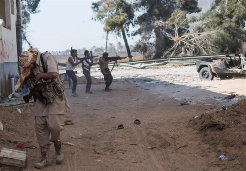 محموله تسلیحاتی بزرگ امارات وارد لیبی شد