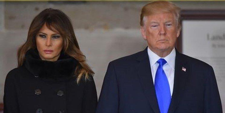 روایت جدید خبرنگار سی ان ان از زندگی خصوصی ملانیا و ترامپ