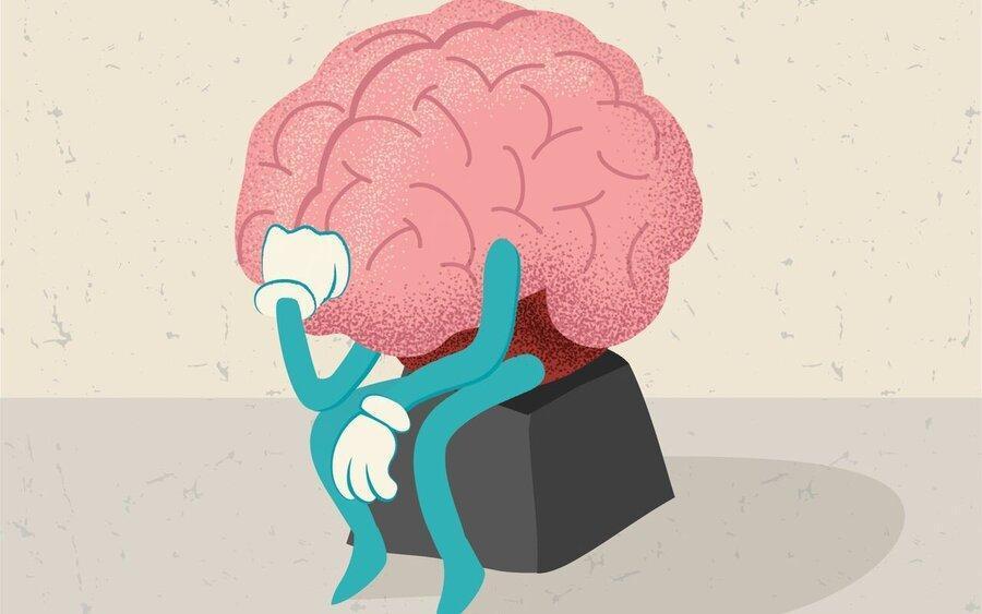 7 عادت اشتباه که مغز را دچار اختلال می کند