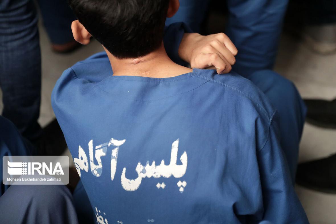 خبرنگاران دزد میلیاردی تجهیزات ماشین&zwnjآلات معدنی در محلات دستگیر شد