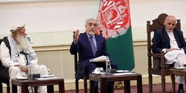 عبدالله: طالبان از راه زور نمی تواند بر افغانستان حاکم شود