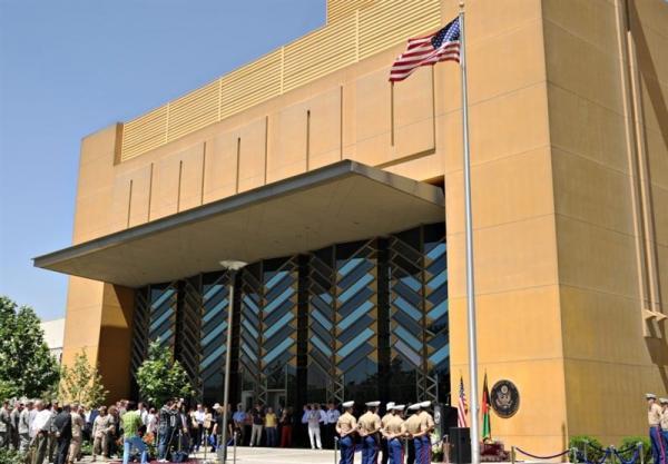 سفارت آمریکا در کابل: هیچ برنامه ای برای بستن سفارت نداریم