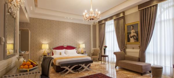 قیمت اتاق های لاکچری هتل های ایران