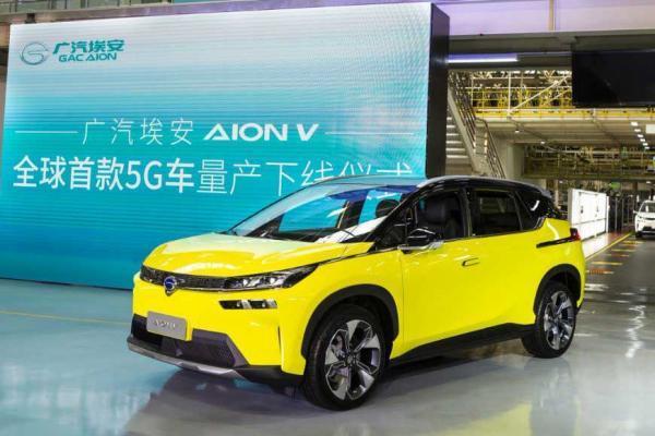 باتری و شارژ فوق سریع خودرو در نسخه آیون وی شاسی بلند تازه GAC