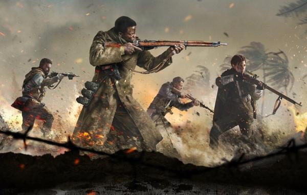 بازی Call of Duty: Vanguard رسما معرفی گردید