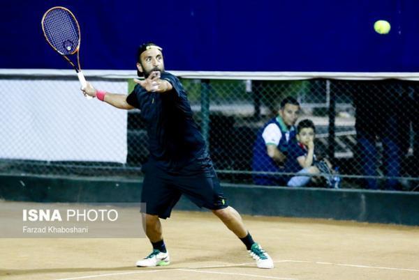 پرونده لیگ برتر تنیس ایران بسته شد، شاهقلی ناجی تیمش شد