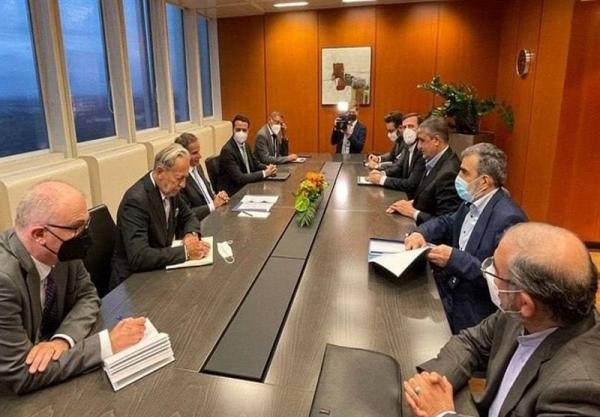 گروسی: در ملاقات با اسلامی به تقویت بیانیه تهران پرداختیم